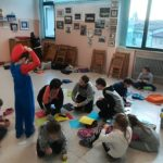 Foto laboratorio Carnevale