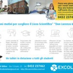 Locandina liceo don Milani open days