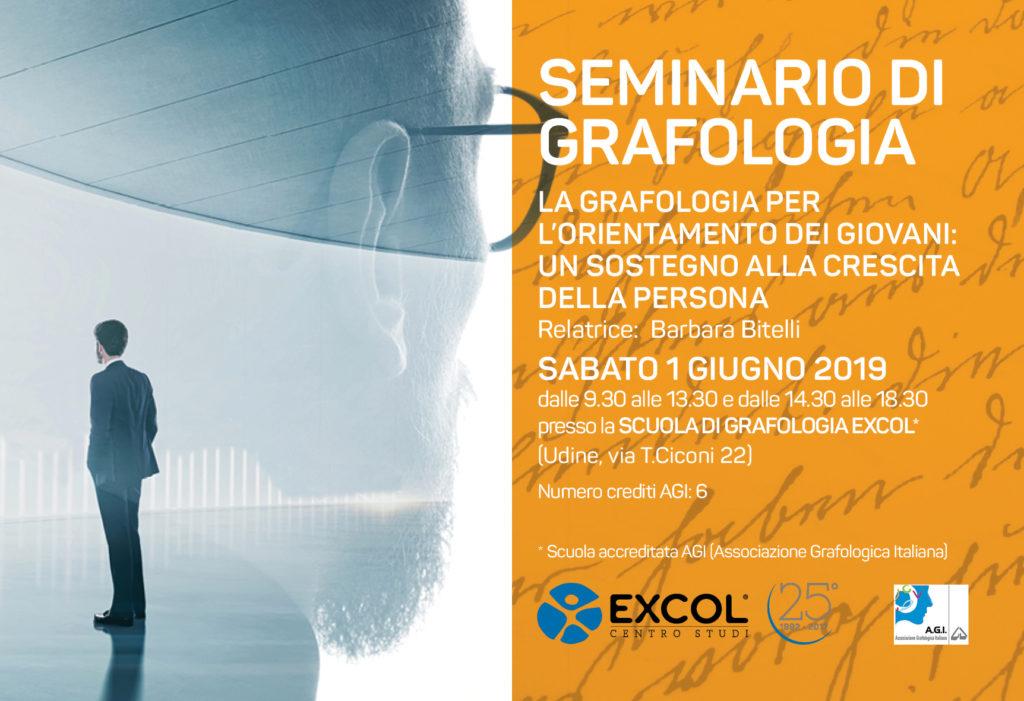 seminari grafologia 2019
