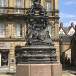 Queen Victoria statue - The Toon