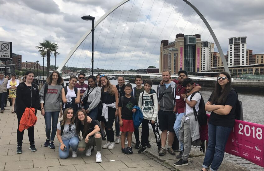 Group photo - The Toon