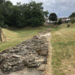 Resti romani Vallo di Adriano