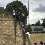 Alla conquista dei resti romani