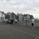 Pubblico al torneo di tennis