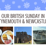 Collage Tynemouth & Newcastle
