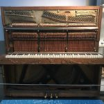 Pianoforte di John lennon- Great North Museum