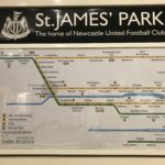 St. James's Park Metro station