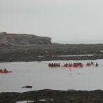 Lezione di kayak