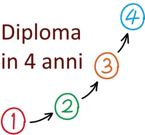 diploma in quattro anni