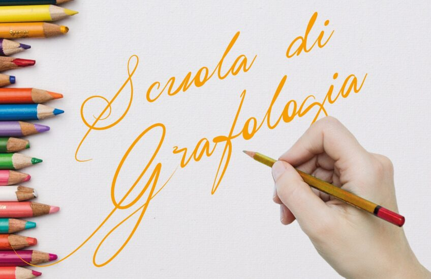 Scuola di grafologia porte aperte