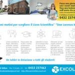 Locandina liceo don Milani open days