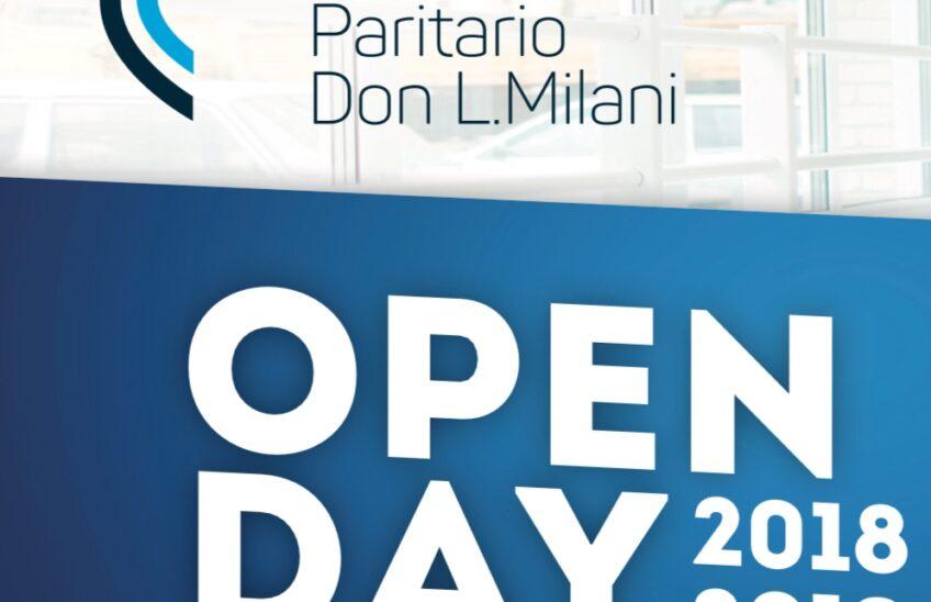 Open days Don milani