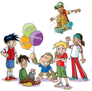English for Kids_gruppi